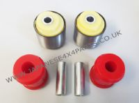 Mitsubishi Pajero/Shogun 3.5 Petrol (V65-SWB / V75 LWB) - Rear Suspension Trailing Arm Bush Kit